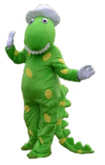 Costume – Dinosaur