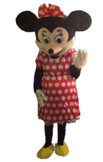 Costume – Miss Mouse