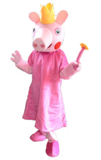 Costume – Princess Pig