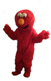 Costume – Red Monster