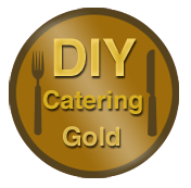 DIY Catering – Gold Package