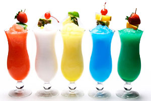 Slushie Syrups Only (no machine)