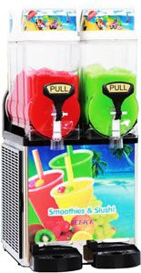 Want to hire a twin bowl slushie? Click here.