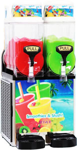 Slushie Machine – Twin Bowl