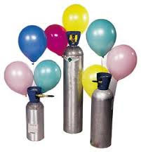 Balloon Gas Bottle Only