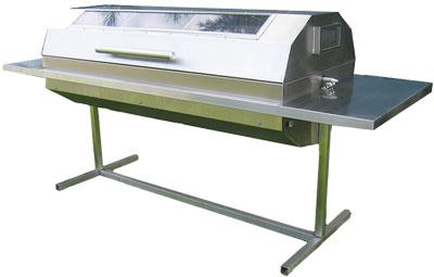 Spit Rotisserie – Stainless Steel