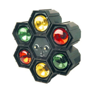 Hexagonal 6 Pack Light